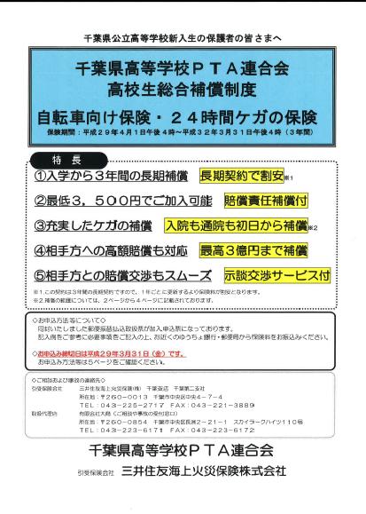三井住友海上保険